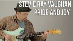 guitar lessons pride and joy - YouTube
