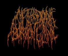 Los ilegibles diseños de logo de las bandas de metal > Choosa.net