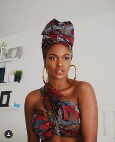 Hijab Scarf Native Dancer Tribal Ambesonne African Headscarf
