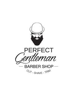 #branding #logo #barber #shop