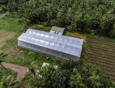 First we farm! Yey for surviving the strong wind and rain yesterday! . . . #farm #greenhouse #farming #aerial #drone Greenhouse Farming, Wind And Rain, Aerial Drone, Strong Wind, Outdoor Furniture Sets, Outdoor Decor, Survival, World, Home Decor