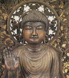 Seiryoji Buddha, 985 CE.