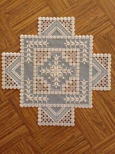 Hardanger Pattern by Donna M.