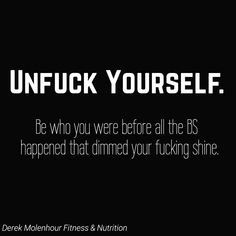 ➡Whatever BS occurred yesterday or in the past get over it and continue to sparkle and shine bright. Let the haters hate because you know your worth and you shouldn't have to prove anything to anyone, this is your life so make it what you want it be and screw all the doubters, non-believers, nay sayers, and people who told you that it couldn't be done. Prove them wrong and be proud about what your doing and where your headed in life.✌ Happy Hump day Facebook Fam…