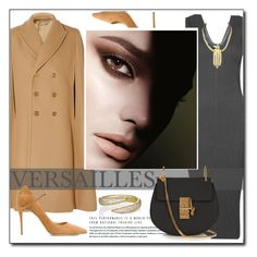"""""""VERSAILLES TRAVEL OUTFIT"""" by littlefeather1 ❤ liked on Polyvore featuring Rick Owens, Alexander McQueen, Jennifer Chamandi, Chanel, Chloé, Eva Fehren and Vince Camuto"""