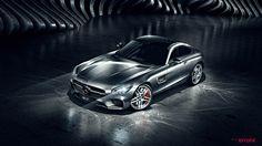 AMG GT - CGI & Retouching on Behance