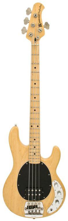 Music Man Bass Guitar - 1985 StingRay