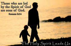 <3 Romans 8:14