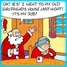 MY Christmas chuckle of the day!