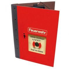 """Werkhaus Shop - Photomappe - 25 """"Feuermelder"""""""