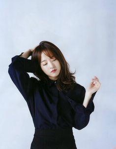 3 nữ diễn viên xinh đẹp của Hàn Quốc lớn lên trong gia đình có bố là quân nhân Young Fashion, Pop Fashion, Daily Fashion, Park Bo Young, Strong Girls, Strong Women, Korean Actresses, Korean Actors, Korean Beauty