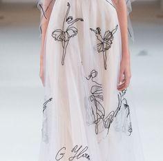 skaodi: Details from Yulia Yanina Spring 2016 Couture. Dream Dress, High Fashion, Fashion Art, Runway Fashion, Fashion Beauty, Fashion Design, Black Dancers, Ballet Dancers, Ballet Inspired Fashion