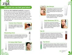 Did You Know That Your Skin Starts To AGE At 20? Zija Skin Care Products Go 7 Dermal Layers Deep AND has OVER 90 Nutrients! Does the product you use have that? http://ashleyperry.mygenmstory.com/register