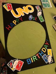 Birthday Crafting