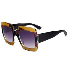 ee7b17d5d09 New Fashion Square For Women Sunglasses