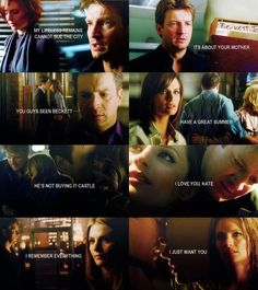 Caskett history in just a few words (and even fewer pics)