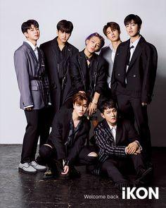 iKON for GLITTER japan megazine sept issue, when they be feat on KR megazine 😭😭😭😭😭 . Yg Entertainment, Winner Ikon, Ikon Kpop, Kim Jinhwan, Ikon Debut, Ikon Wallpaper, Jay Song, 2ne1, Brazil