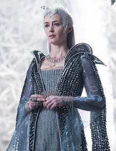 A Sneak Peek at the Gorgeous Costumes in The Huntsman: Winter's War via @WhoWhatWearUK