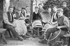 Cumbrian oak swill makers