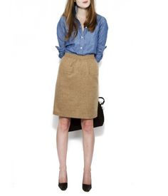 Ann Mashburn Pencil Skirt / AnnMashburn.com