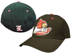 Louisville Cardinals Fitted Hats