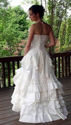 Wedding Dress, Bella   Kilts and Scottish Kilts from Edinburgh.