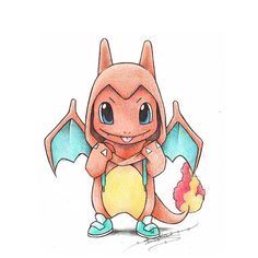 pokemon dressed up like their evolutions