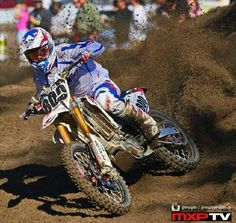 Mike Alessi #motocross #roost