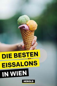 Unsere liebsten Eissalons in Wien verraten wir hier! Dich erwartet köstliches, erfrischendes Eis zum Mitnehmen. Restaurants, Breakfast, Food, Living Room, Kaiserschmarrn, Coffee Cafe, Food For Kids, Ice, Morning Coffee