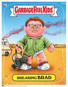 Garbage Pail Kids Comic Con Exclusive7