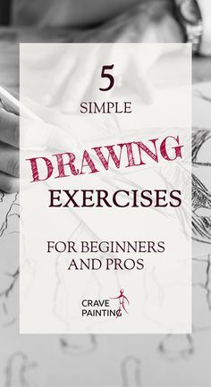 Simple Drawing Exercises I have collected some easy drawing exercises for beginners and pros, that have helped me to learn drawing and sketching, so I am sharing them with you today. Beginner Drawing Lessons, Pencil Drawings For Beginners, Beginner Sketches, Drawing Tutorials For Beginners, Beginner Art, How To Draw Beginner, Sketch Ideas For Beginners, Drawing Lessons For Kids, Pencil Drawing Tutorials