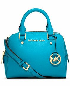 MICHAEL Michael Kors Jet Set Small Travel Satchel.... i'm so in love with this bag.