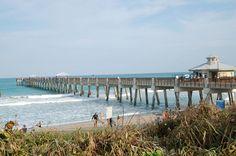 Jupiter Pier #palmbeach #WHYHB