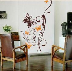 https://flic.kr/p/iP5BHm | 140 AEX1403 VINIL HOGAR MARIPOSAS | Esta pensando en renovar la decoracion de su hogar? ofrecemos vinilos decorativos, una forma facil, moderna y muy divertida,   se ofrecen  en diferentes medidas, y se pueden cambiar colores y personalizar  se realizan despachos a todo el mundo, para mas  información     riccardozullian.enlamira@hotmail.com y puede ver nuestra coleccion en crecimiento en www.pinterest.com/homedecorzt/