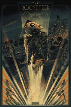 The Rocketeer movie poster Fantastic Movie posters movie posters movie posters movie posters movie posters movie posters movie Posters Art Deco Posters, Vintage Posters, Screen Print Poster, Poster Prints, Rocketeer Movie, Disney Posters, Omg Posters, Film Posters, Keys Art