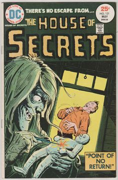 House of Secrets V1 131. VF. May 1975. DC by RubbersuitStudios, $9.00