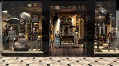 Tienda Burberry (Metal Ray) - Proyecto Final 4to ciclo