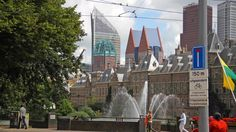 Den-Haag-Skyline