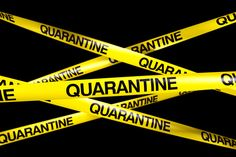 If you're not already prepared to be quarantined NOW is the time to prepare to do so. If this virus keeps traveling at the rate that it has been and if the protocols continue to be inadequate there will be a time when we as average citizens will have to take action