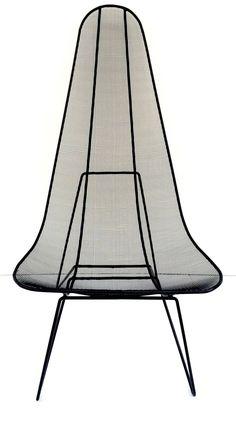 Scoop Chair, by Sol Bloom, ca. 1950