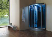 Cabine de banho turco, cabine de hidromassagem AG-M12080AL 1200×800×2210mm