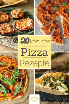 Da wünscht man sich, jeder Tag wäre ein Pizza-Tag! Unsere aller liebsten Pizzarezepte - von Low-Carb bis Genuss! Von Italien bis Amerika! Von Moderne bis Steinzeit!