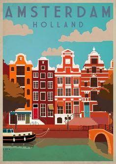 Imprimolandia: Láminas de Amsterdam