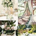 2017 Wedding Trends-Top 30 Greenery Wedding Decoration Ideas