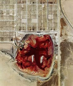 A satellite image showing what appears to be a large waste lagoon attached to commercial cattle feedlot may shock you.  The image, posted to Reddit, seems to be pulled from Google Images. According to the site, the feedlot is Coronado Feeders, loca...