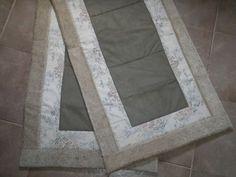 Tapetes em patchwork com  espuma super confortável