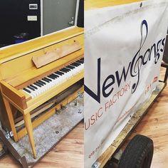#pianolessons #pianoonthemove #pianoonwheels #musicinthestreets http://ift.tt/2rbnjsl