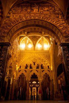 Morning Light - Mezquita–Catedral de Córdoba.