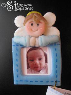 Recuerdo o encintado para bautizo ^_^ por   Cositas Simpáticas <3
