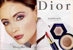 ☆ Emmanuelle Beart | Photography by Tyen | For Dior Campaign | Spring 1996 ☆ #Emmanuelle_Beart #Tyen #Dior #1996